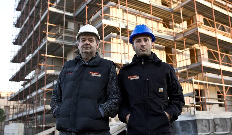 Costruzioni Spagnoli S.p.A.  La nostra storia