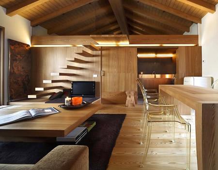 Case in legno costruzioni spagnoli s p a for Case moderne in legno