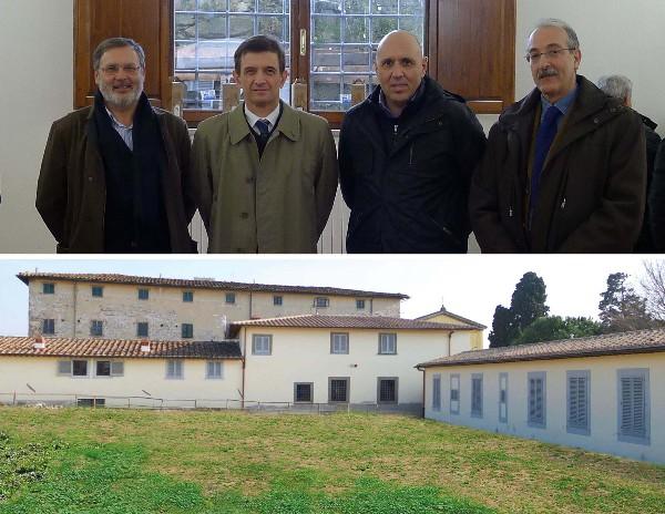 Restauro di Villa Le Montalve a Firenze