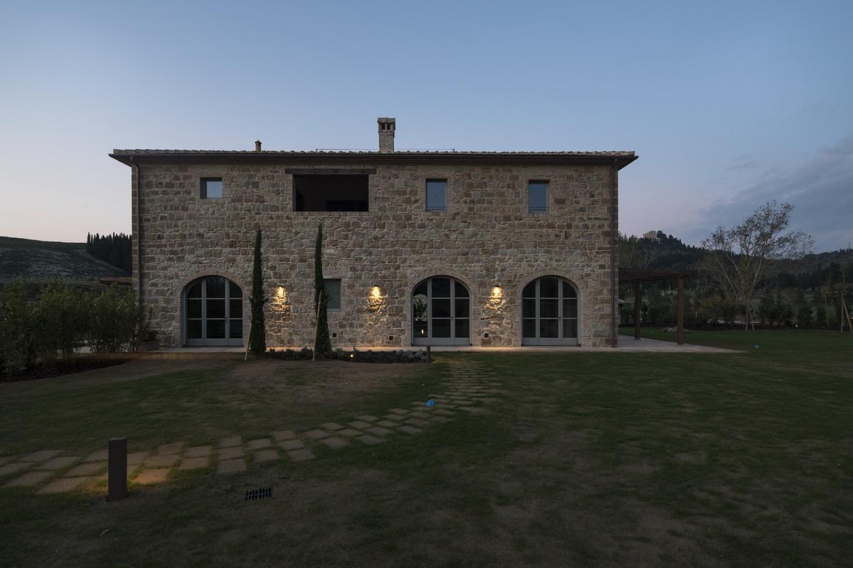 Casale in toscana costruzioni spagnoli s p a - Casale in toscana ...